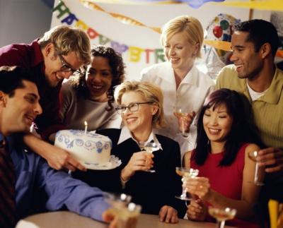 Як відмітити перший день народження на новій роботі?