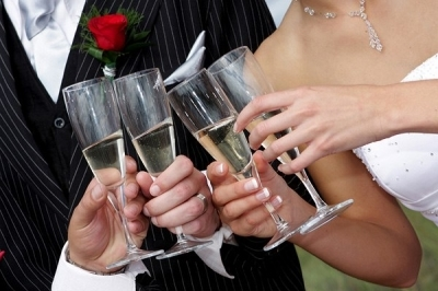 Весільні тости, що і як сказати?