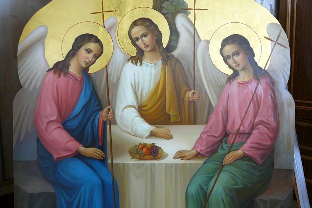 Історія та традиції свята Трійці