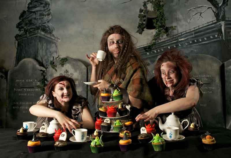 Як святкують Хеловін в Единбурзі?