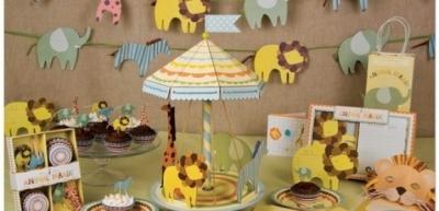 Як прикрасити будинок до дня народження дитини