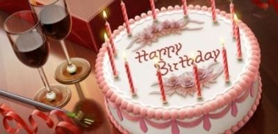 Історія святкового торта