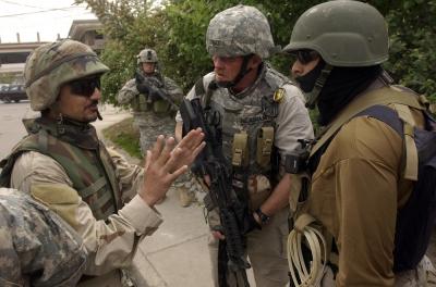 Військовий перекладач